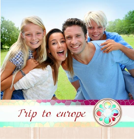 Путешествие: Европа
