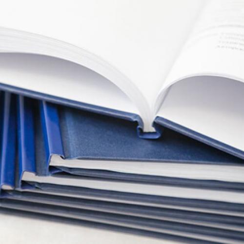 Брошюровка (сшивание, переплет) документов